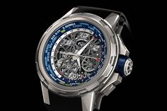 Richard Mille RM 63-02 World Timer Automatic Watch