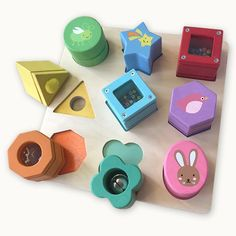 Sensory Shapes - Early Years Direct Shapes