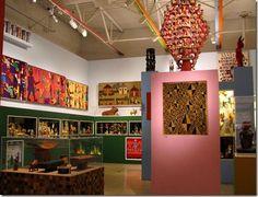 Girard Wings, International Folk Art Museum, Santa Fe.