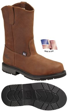 THOROGOOD WORK BOOTS | Safety and Non-Safety | AMERICAN MADE
