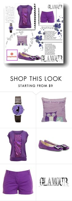 """Snap made 9"" by zbanapolyvore ❤ liked on Polyvore featuring jon & anna, Roger Vivier and J.Crew"