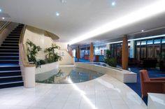Contemporary design at Champneys Springs Spa Resort