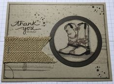 Country Thanks by Misty8>Stampin - Cards and Paper Crafts at…