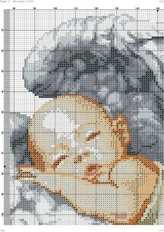 Sleeping Angel 2 of 9 Cross Stitch Quotes, Cross Stitch Angels, Cross Stitch For Kids, Cute Cross Stitch, Cross Stitch Charts, Cross Stitch Designs, Cross Stitch Patterns, Cross Stitching, Cross Stitch Embroidery
