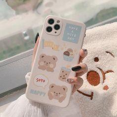 Bubble Tea Bear Case - iPhone 12