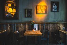 Cannibale Royale - Bijzondere brasserie voor hen die houden van goed eten, veel vlees, exotische bieren en mooie wijnen.  Openingstijden: Ma - Do: 17.00 - 3.00 Vr - Za: 17.00 - 4.00 Zo: 17.00 - 3.00 http://www.foodinspiration.nl