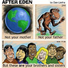 evolution | biblical