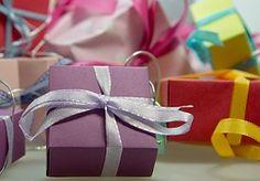 Gift, Package, Loop, Made, Christmas