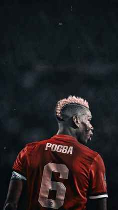 Paul Pogba Manchester United – World Soccer News Paul Pogba Manchester United, Manchester United Players, Manchester City, Best Football Players, Soccer Players, Football Is Life, Football Art, Pogba Wallpapers, Iphone Wallpapers