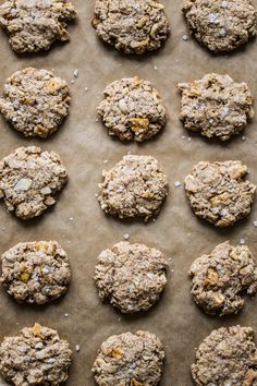 Tropical Oatmeal Snack Cookies   edible perspective