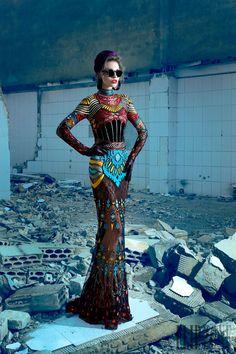 Nicolas Jebran Herbst/Winter 2013-2014 - Couture - http://de.flip-zone.com/fashion/couture-1/independant-designers/nicolas-jebran-4282