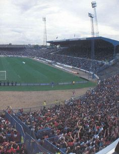 Used to love how you used to move around the ground by season  Shed Benches transfer  East -gate 13 North stand