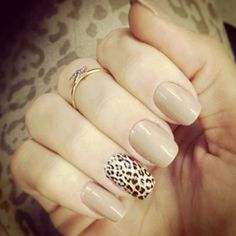 How to Wear Leopard Print at Work 101 http://www.levo.com/articles/fashion/how-to-wear-leopard-print-at-work | Nails