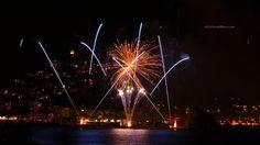 Apogee Fireworks.  International Fireworks Competition La Costa Brava. Trophy Vila de Blanes