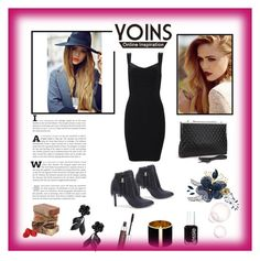 """""""YOINS 6"""" by nedim-848 ❤ liked on Polyvore featuring Valentino, Dsquared2, Anastasia Beverly Hills, Essie, women's clothing, women's fashion, women, female, woman and misses"""