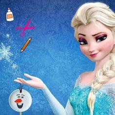 10 idées de bricolage sur le thème de la Reine des Neiges !