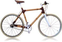 Das Bambusrad Boori Beige | sehr cool!