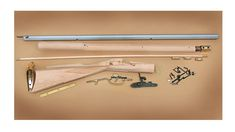 Kentucky Rifle Kit .50 Cal Percussion KRC52206 | TraditionsFirearms.com