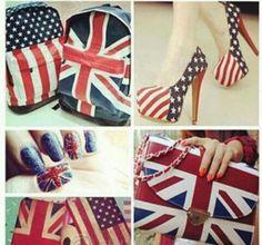Londen  skoene