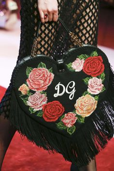 """""""Fashion Devotion"""" Dolce   Gabbana Fall 2018 Fashion Show Shoes and Bag  Collection – Designers Outfits Collection 411ffa37ab9"""