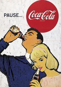 Coca Cola ~ Anonym