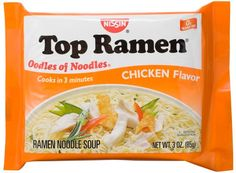 Ramen noodles are the college student's best friend; they're cheap, they're quick to make, and they're tasty. However, after a week of ramen noodles for dinner, you may get a little tired of them. Top Ramen Recipes, Ramen Noodle Recipes, Easy Recipes, Gf Recipes, Diabetic Recipes, Drink Recipes, Asian Recipes, Dessert Recipes, Dinner Recipes