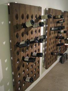 Rüttelbrett Rüttelpult Sekt Champagner Weinregal 60 Fl. | eBay Wine Cellar Racks, Wine Rack Wall, Wine Wall, Riddling Rack, The Wine Shop, Wine Bottle Art, Wine O Clock, Wine Storage, Caves
