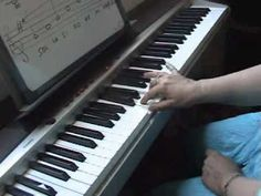 Clases de piano Lección 16 EXTENSION-DEDOS-EJERICIOS-PIANO.wmv 05:08 ... I know this is certainly gonna be definitely great