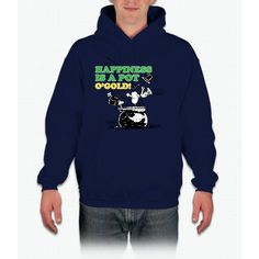 Happiness Is A Pot O' Gold Hoodie