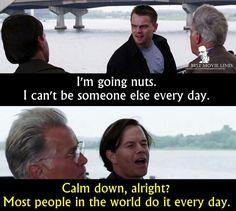 The Departed 2006  Leonardo DiCaprio Mark Wahlberg Matt Damon Jack Nicholson  Dir. Martin Scorsese