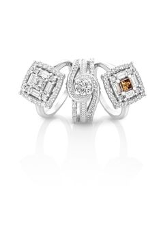 White and Cognac Diamonds reminds us of earthy beauty and natural pefection Diamond Rings, Diamond Jewelry, Jenna Clifford, Shiny Eyes, Finders Keepers, Diamond Are A Girls Best Friend, Stone Jewelry, Heart Ring, Jewelery