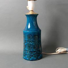 vintage lamp base mid century west germany by northvintage on Etsy, $89.00