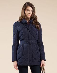 Francesca short duffle coat from Monsoon