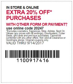 ca62db8eff64 Use this printable coupon from Goodshop to get 20% off your purchase at  Bealls Bealls