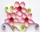 Open Petal Quilling - Yeah, this is definately beautiful and creative, but it is not something that I could ever do
