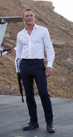 Daniel Craig...Bond James Bond.