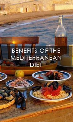 The Mediterranean diet is considered one of the healthiest diets to follow. It involves eating more fruits, vegetables, whole grains and foods with healthy fats and cutting back on saturated fats. Learn all about this diet's benefits.