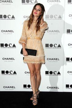 Rachel Bilson at the MOCA gala
