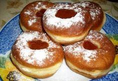 Fánk 13. - könnyed, szalagos recept képpel. Hozzávalók és az elkészítés részletes leírása. A fánk 13. - könnyed, szalagos elkészítési ideje: 50 perc 80s Makeup Tutorial, Hungarian Recipes, Churros, Fresh Herbs, Doughnut, Donuts, Food To Make, Favorite Recipes, Sweets