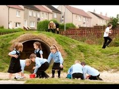 Great video on natural playgrounds - testimony from teachers, staff and parents and lots of video of kids playing