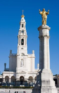 Fatima, Portugal - Pilgrimage speaker, March 2014.  Info coming soon on how you can join me!