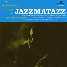 Today in Hip Hop History:Guru released the album Jazzmatazz Vol. 1 May 18, 1993
