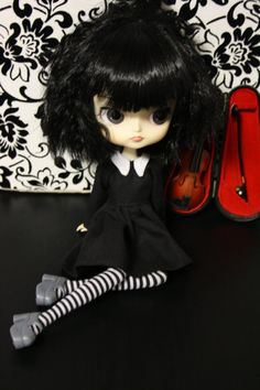 Hey, I found this really awesome Etsy listing at https://www.etsy.com/listing/230581172/wednesday-addams-outfit