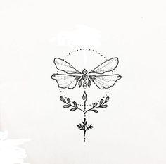 ☽ @moonminimalist ☾ Little Tattoos, Mini Tattoos, Body Art Tattoos, New Tattoos, Small Tattoos, Cool Tattoos, Heart Tattoos, Dragonfly Tattoo Design, Tattoo Designs
