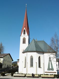 Seefeld in Tirol (Innsbruck Land) Tirol AUT Austria, Innsbruck, Kirchen, Notre Dame, Europe, Building, Travel, Blog, Alps