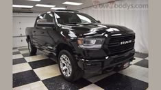"""Out with the old, in with the new! Check out this 2019 Ram 1500 BigHorn. Equipped with a 5.7L V8 HEMI Engine, Panoramic Sunroof, Heated Seats, 8.4"""" Touchscreen Media Center w/Navigation, Tow Package and so much more!"""