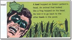 Green Lantern vs. A Toad - The 6 Most WTF Special Edition Comics Ever Released