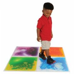These mats come in 4 bright cosmic liquid colors that move with every step, jump, dance, or hop. The bold contrasting and changing color patterns of the tiles will stimulate sensory and perceptual development while being mesmerizing fun. Diy Sensory Board, Sensory Bags, Sensory Bottles, Sensory Activities, Sensory Tools, Sensory Toys For Autism, Lion Craft, Montessori Toys, Shopping