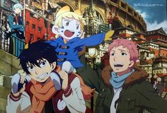 Blue Exorcist the Movie!