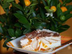 Fotorecept: Nepečená mandarínková torta Tiramisu, Pudding, Sweets, Cake, Ethnic Recipes, Food, Kitchens, Sweet Pastries, Pie Cake